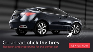 Go ahead, click the tires. Research and shop online for the perfect car. Ask us how